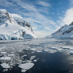 Canal Lemaire, Antarctique.